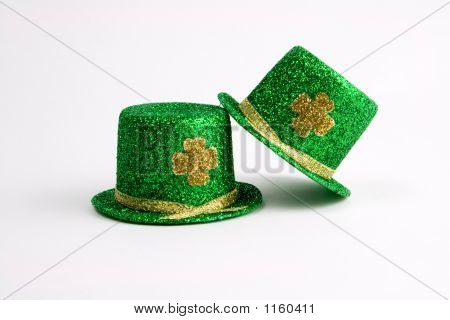 Pattys Day Hats