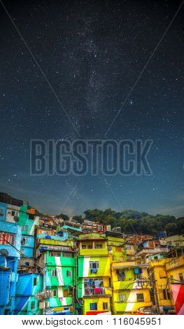 Favela Night