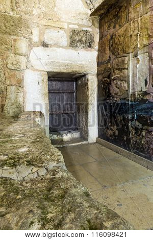 Church Of Nativity, Bethlehem, Palestinian Autonomy, Middle East