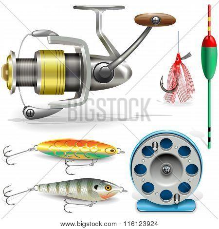 Vector Fishing Tackle