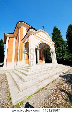 Monument Old Architecture In Italy  Religion       And