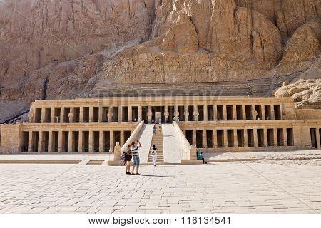temple of of Queen Hatshepsut