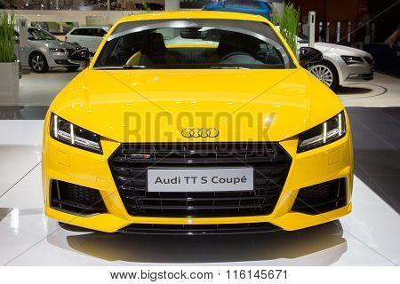 Audi Tt S Coupe