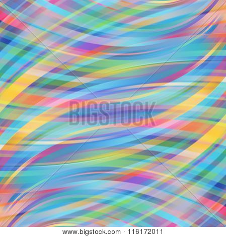 Abstract Technology Backabstract Technology Background Vector Wallpaper. Blue, Yellow, Pink Colors.