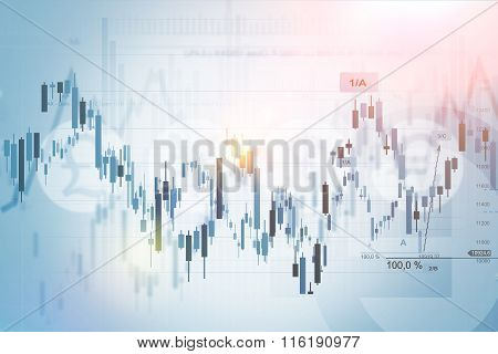 Financial Concept Background