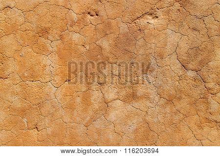 Adobe wall texture