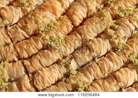 Middle-eastern Baklava