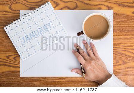 Monthly Planning Schedule