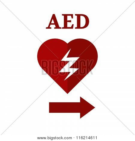 defibrillator icon