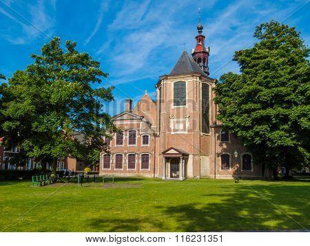 Church Of The Sint-Elisabeth Begijnhof