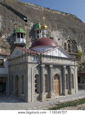Inkerman Cave Monastery