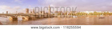 Westminster Bridge Vintage