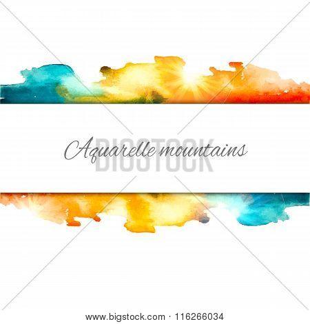Aquarellelines