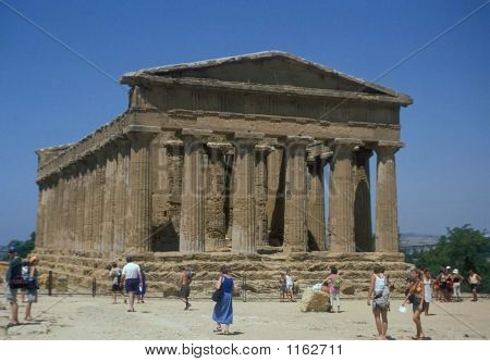 Agrigento Temples