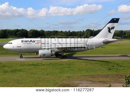 Iran Air Airbus A310 Airplane