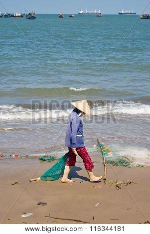 Vung Tau, Vietnam - August 08 2011