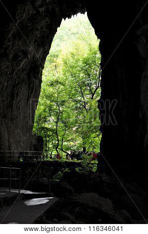 Skocjanske Jame (Skocjan Cave), Slovenia