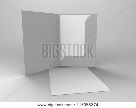 Folder And Stationary