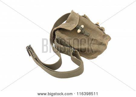 Soviet Ammunition Bag For Cartridge-drum