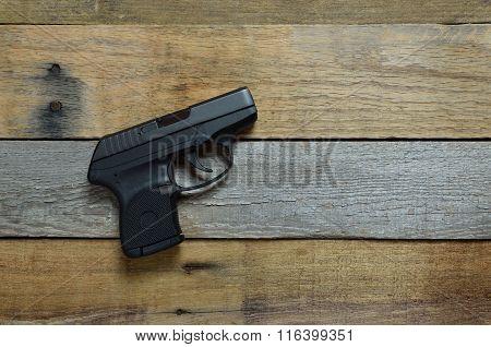 Weapon, gun, firearm