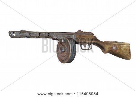 Soviet (Russian) Gun. Former USSR