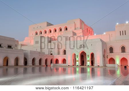 The Royal Opera House Muscat, Oman