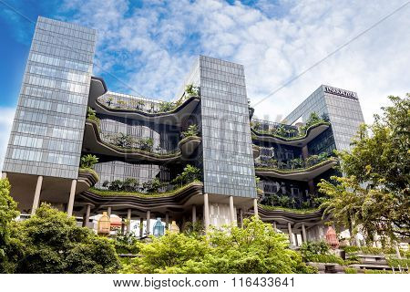 Parkroyal Hotel On Pickering In Singapore