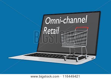 Omni Channel Retail Concept