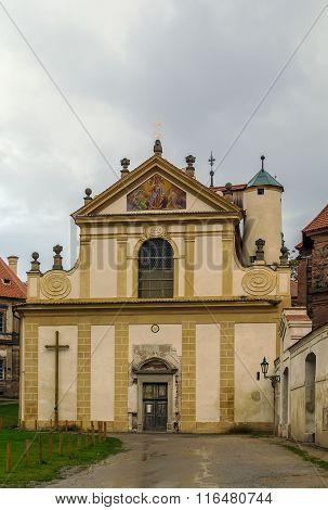Cistercian Monastery, Plasy, Czech Republic