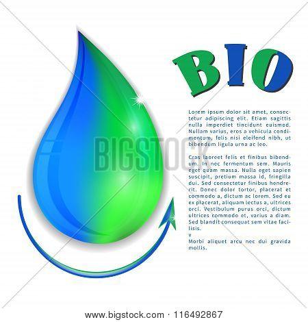 Bio Water Drop