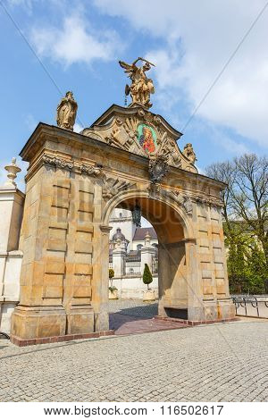 Jasna Gora Sanctuary In Czestochowa, Poland