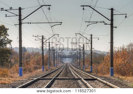 Electrified railways