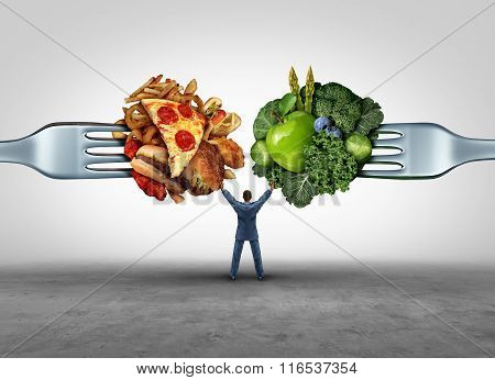 Food Health Decision