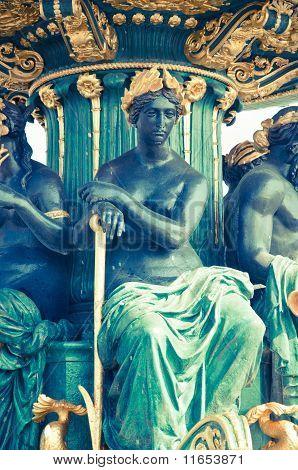 Paris Fountain