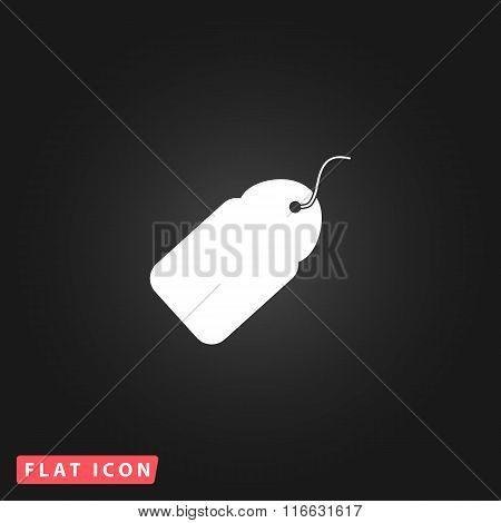 Tag flat icon