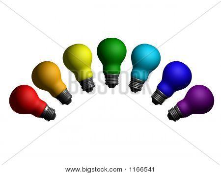 Bulb Rainbow
