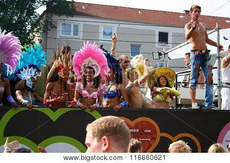 ESSEN/NRW/GERMANY - AUGUST 25