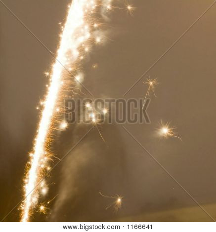 Rocket In The Sky