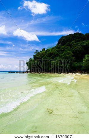 Lagoon Seascape Oblivion Waters