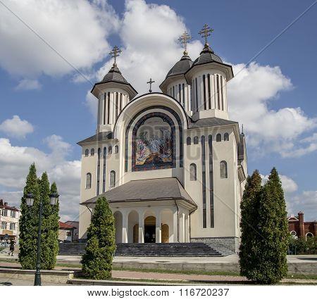 Orthodox cathedral in Drobeta Turnu-Severin, Romania