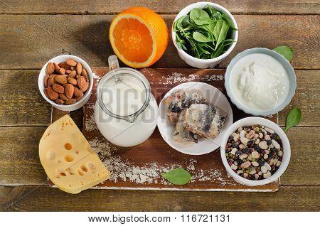 Foods Highest In Calcium