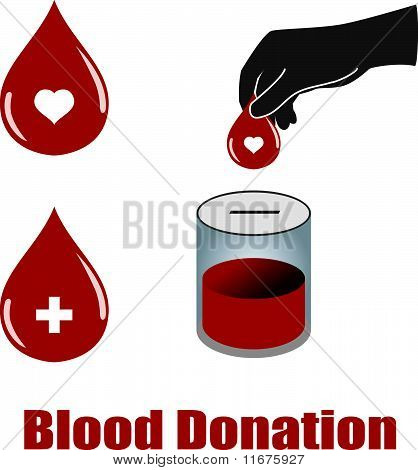 blood donation vectors