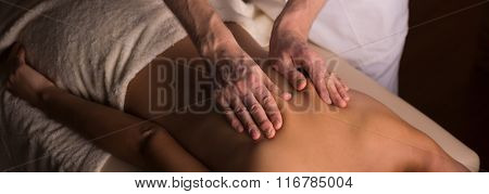 Therapeutic Massage For Soothe Pain