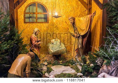 Jesus Christ Birth