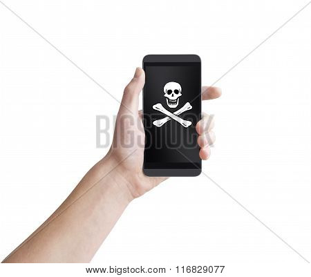 Mobile piracy