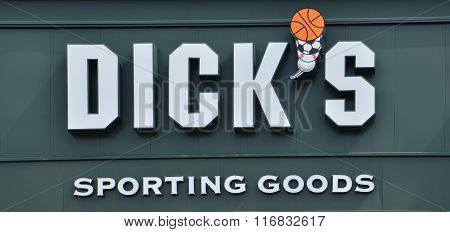 Dick's Logo
