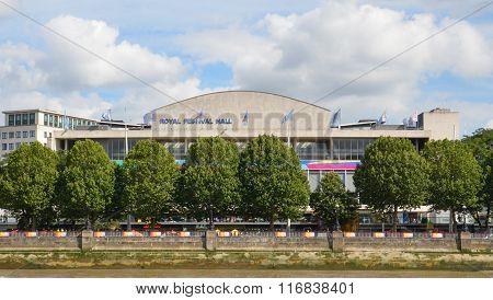 London Royal Festival Hall