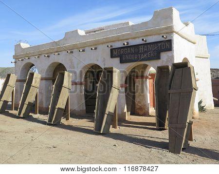 Fort Bravo Undertaker