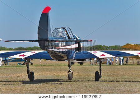 Yakovlev Yak-52 Aerobatic Trainer