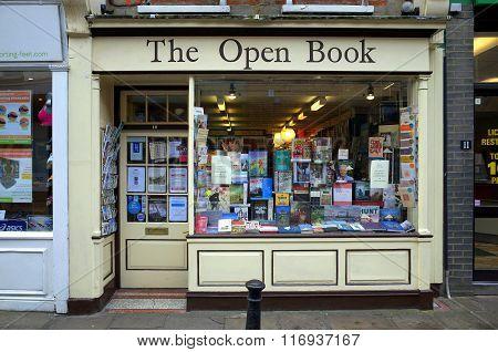 The Open Book Shop
